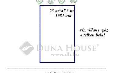 Eladó Telek, Nógrád megye, Mátraszőlős, Festői környezetben 1087nm-es építési telek!