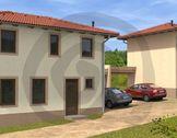 Eladó ház, Sopron, az Egeredi u.-on mediterrán stílusú N+3 szobás ház