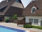 Eladó ház, Budaörs, Kertváros,medence,dupla garázs 7 szoba