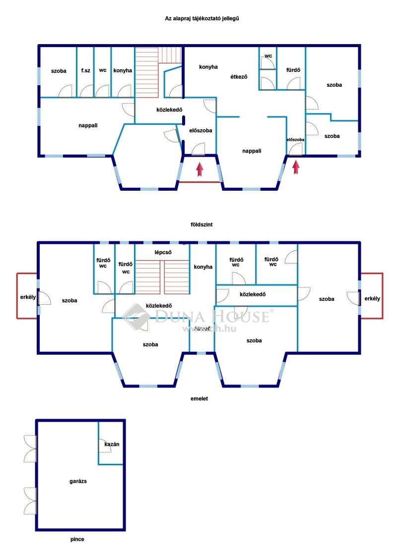 Eladó Ház, Zala megye, Hévíz, Körforgalomnál