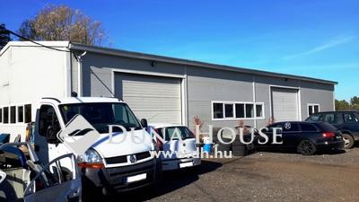 Eladó Ipari ingatlan, Pest megye, Pécel, Pest megyében Pécelen 3300 nm ipari telephely
