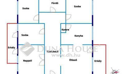 Eladó Lakás, Bács-Kiskun megye, Kiskunfélegyháza, Városközpont