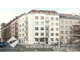 Prodej kancelář, Praha 6 Wuchterlova