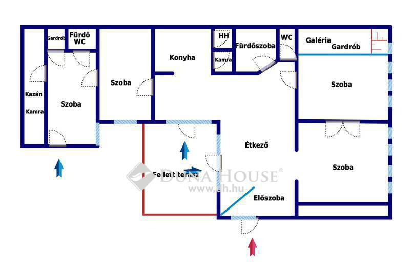 Eladó Ház, Bács-Kiskun megye, Kecskemét, EXKLUZÍV POLGÁRI STÍLUSÚ CSALÁDI HÁZ