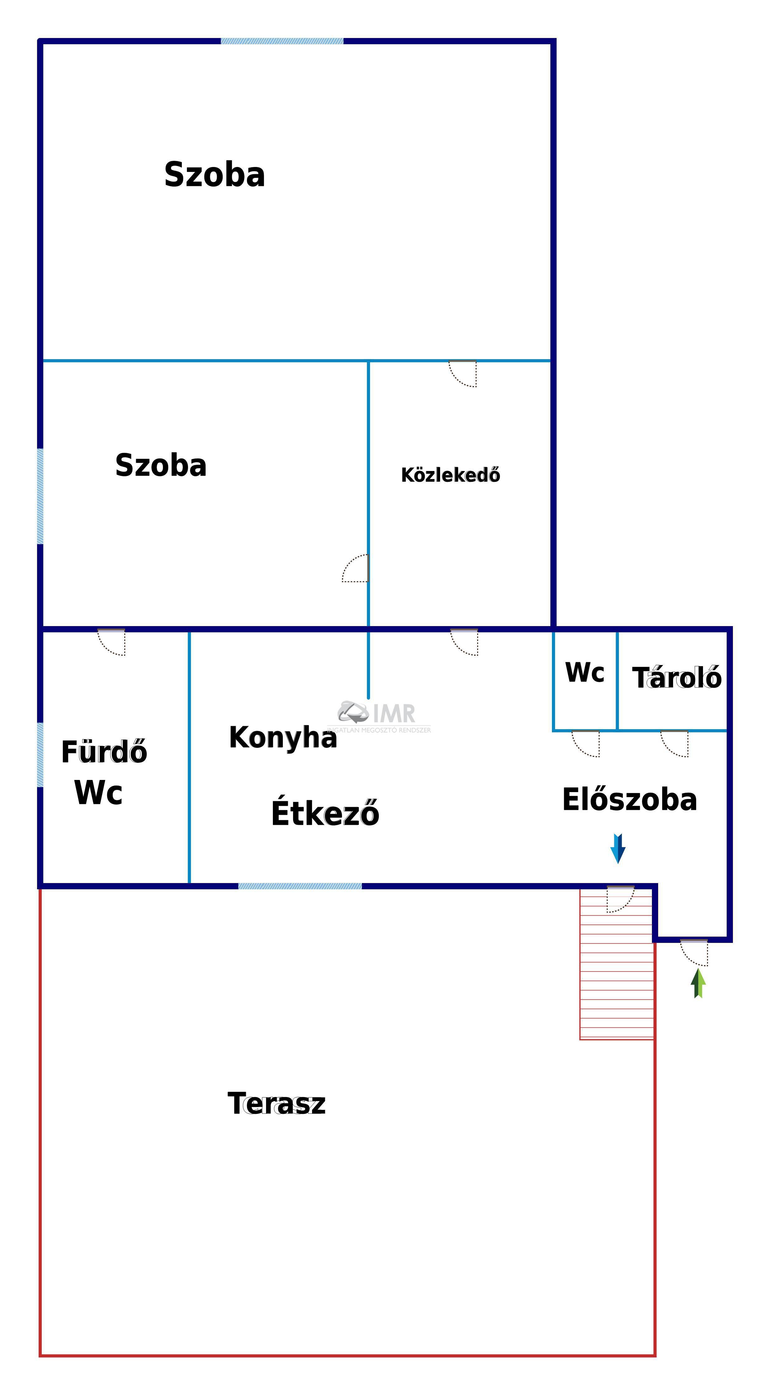lakás  - Budapest, II. kerület