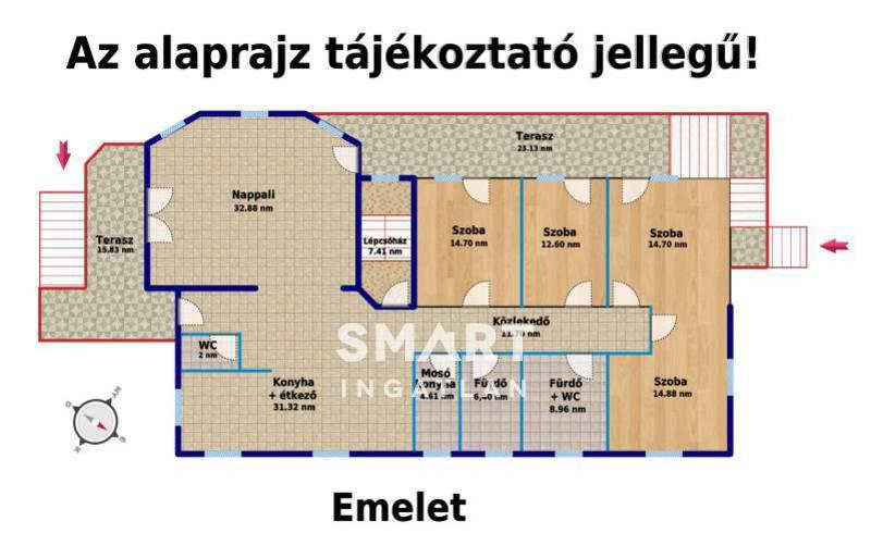 Eladó Ház, Pest megye, Érd, Felső-Parkváros, Fuvaros utca környéke