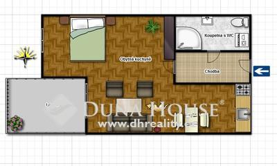 Prodej bytu, V Honech, Klecany