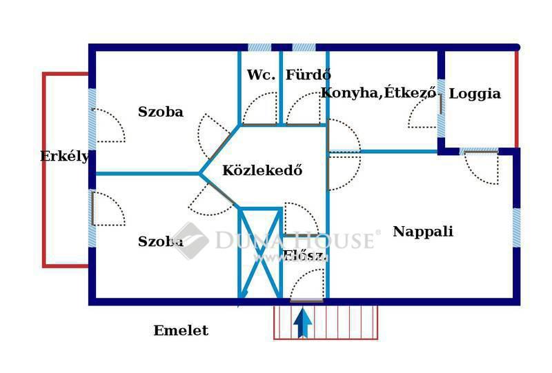 Eladó Ház, Pest megye, Törökbálint, Kétgenerációs,Igényes ház