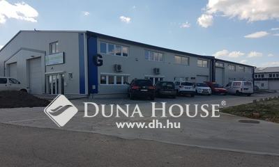 Eladó üzlethelyiség, Pest megye, Nagytarcsa, Új raktárak az M0-ás mellett