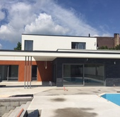 Eladó ház, Szentendre, Pismány-minimál,panoráma,medence