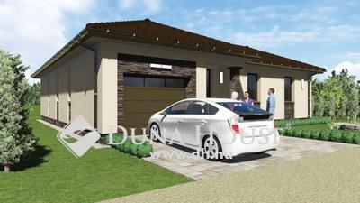 Eladó Ház, Bács-Kiskun megye, Kecskemét, Vacsiköz 130 nm-es új építésű családi ház