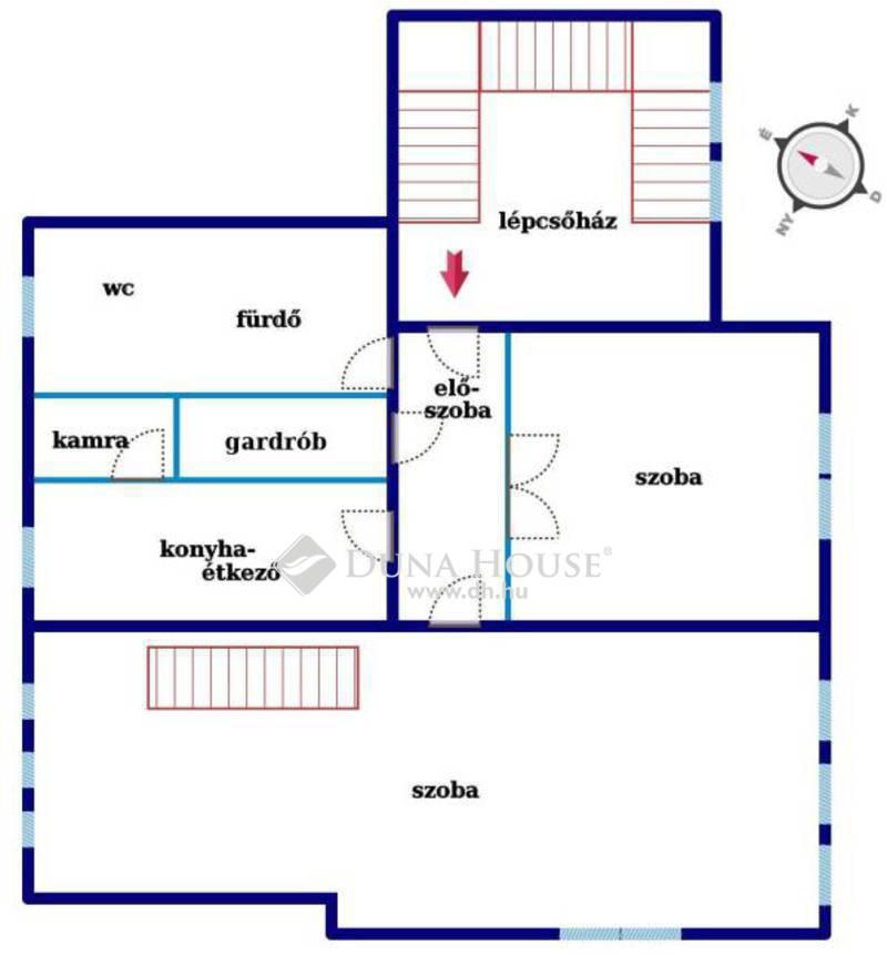 Eladó Lakás, Budapest, 16 kerület, Szuper hangulatos, egyedi, belső két szintes