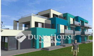Vízparti új építésű lakások