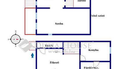 Eladó Ház, Baranya megye, Pécs, Makkosi út