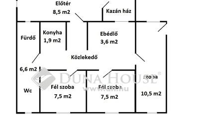 Eladó Ház, Budapest, 17 kerület, Rákoskeresztúr