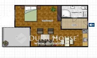 For sale flat, V Honech, Klecany