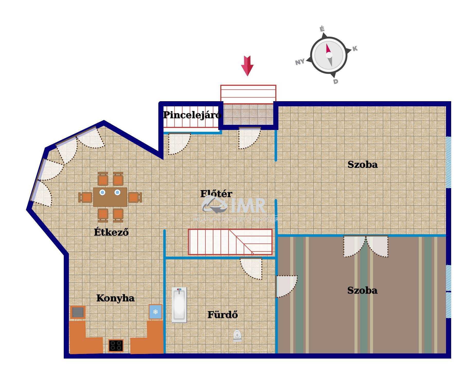 családi ház - Budapest, XIV. kerület