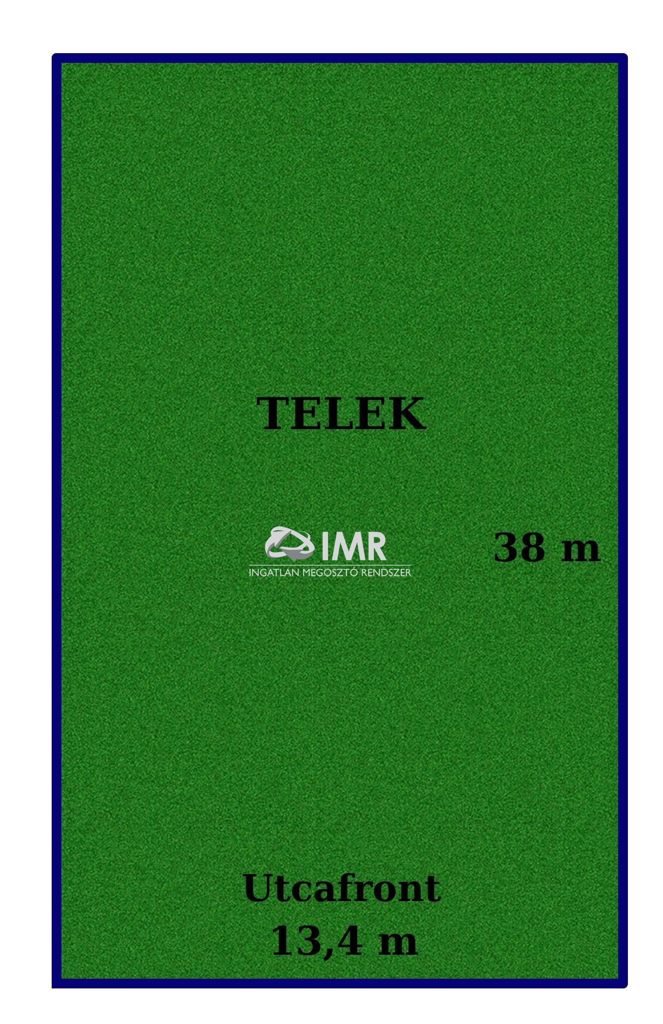 telek - Budapest, XVIII. kerület
