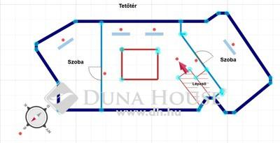 Eladó Ház, Pest megye, Tahitótfalu, lakó övezet