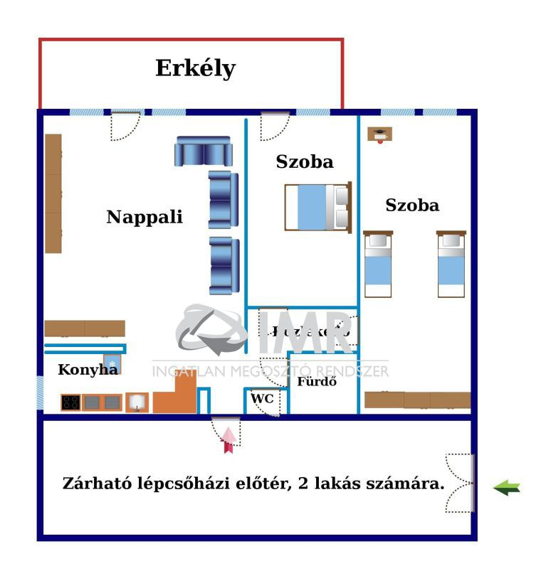 lakás - Budapest, XVIII. kerület