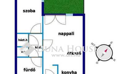 Eladó Lakás, Győr-Moson-Sopron megye, Győr, Új építésű,másfél szobás