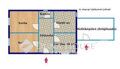 Eladó Ház, Pest megye, Gyál, Gyál családi házas részén