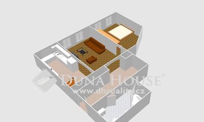 Prodej bytu, Koubkova, Praha 2 Nové Město