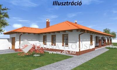 Eladó Ház, Bács-Kiskun megye, Kecskemét, Petőfiváros közelében nyugodt környezetben
