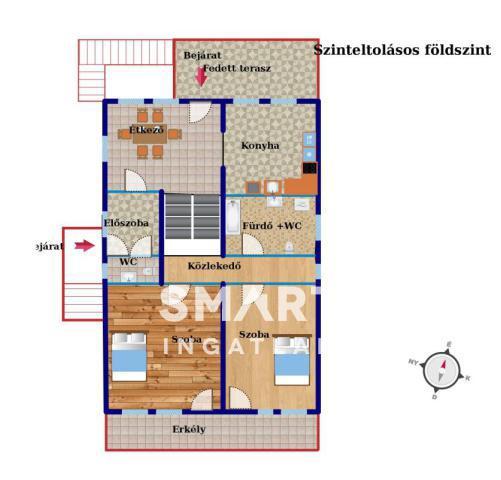 Eladó Ház, Pest megye, Biatorbágy, Vasútállomás környéke