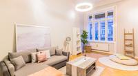 Eladó lakás, Budapest 7. kerület, Duplakomfortos álomotthon belső, fedett terasszal