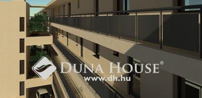 33 lakásos modern új társasház Belvárosban