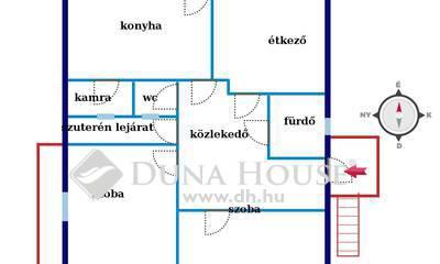 Eladó Ház, Baranya megye, Pécs, Bródy Sándor utca
