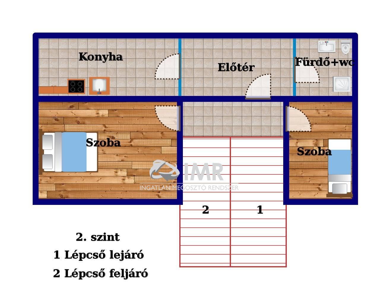 családi ház - Budapest, II. kerület