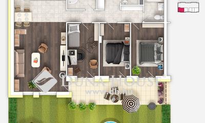 Eladó Lakás, Budapest, 14 kerület, 45 lakásos új építésű projekt a XIV. kerületben