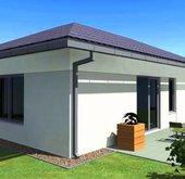 Eladó ház, Szigetszentmiklós, Központ csendes utcájában Új építésű ház, CSOK