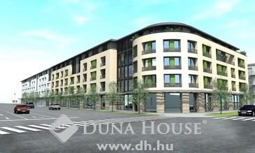 Eladó lakás, Debrecen, Belvárosi panoráma egy luxus minőségű lakásból kitekintve  -  4 szobás Prémium lakás