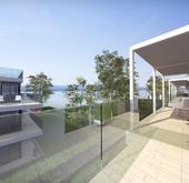 Eladó lakás, Siófok, Penthouse 81nm, 3szoba, 92 nm terasz