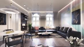 Eladó lakás, Budapest 5. kerület, V. kerületi modern elegancia, olasz design, luxus