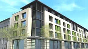 Eladó lakás, Debrecen, Belvárosi új építésű luxuslakás