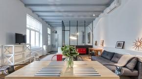 Eladó lakás, Budapest 5. kerület, Bohém luxus a Lánchíd szomszédságában