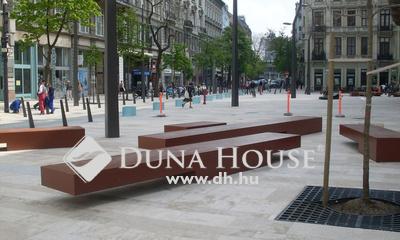 Eladó üzlethelyiség, Budapest, 5 kerület, Belváros hosszútávú bérlővel