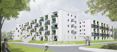 Eladó Lakás, Hajdú-Bihar megye, Debrecen, Modern új lakások az Ispotály lakóparkban