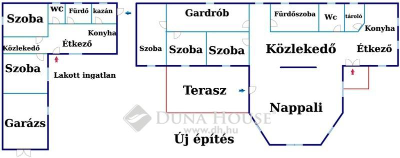Eladó Ház, Jász-Nagykun-Szolnok megye, Jászberény, Új építésű ingatlan a központ közelében!