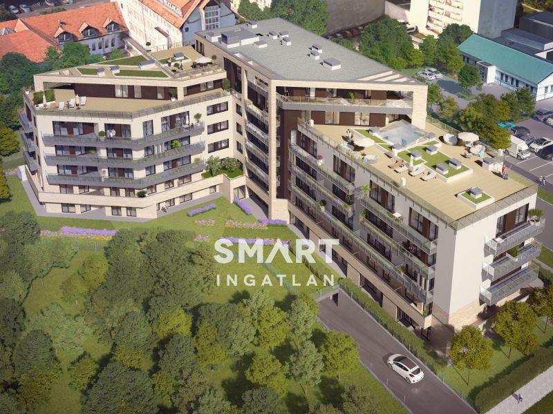 Eladó Lakás, Budapest, 13 kerület, Egyedi okosotthonok ,innovatív megoldásokkal, Angy