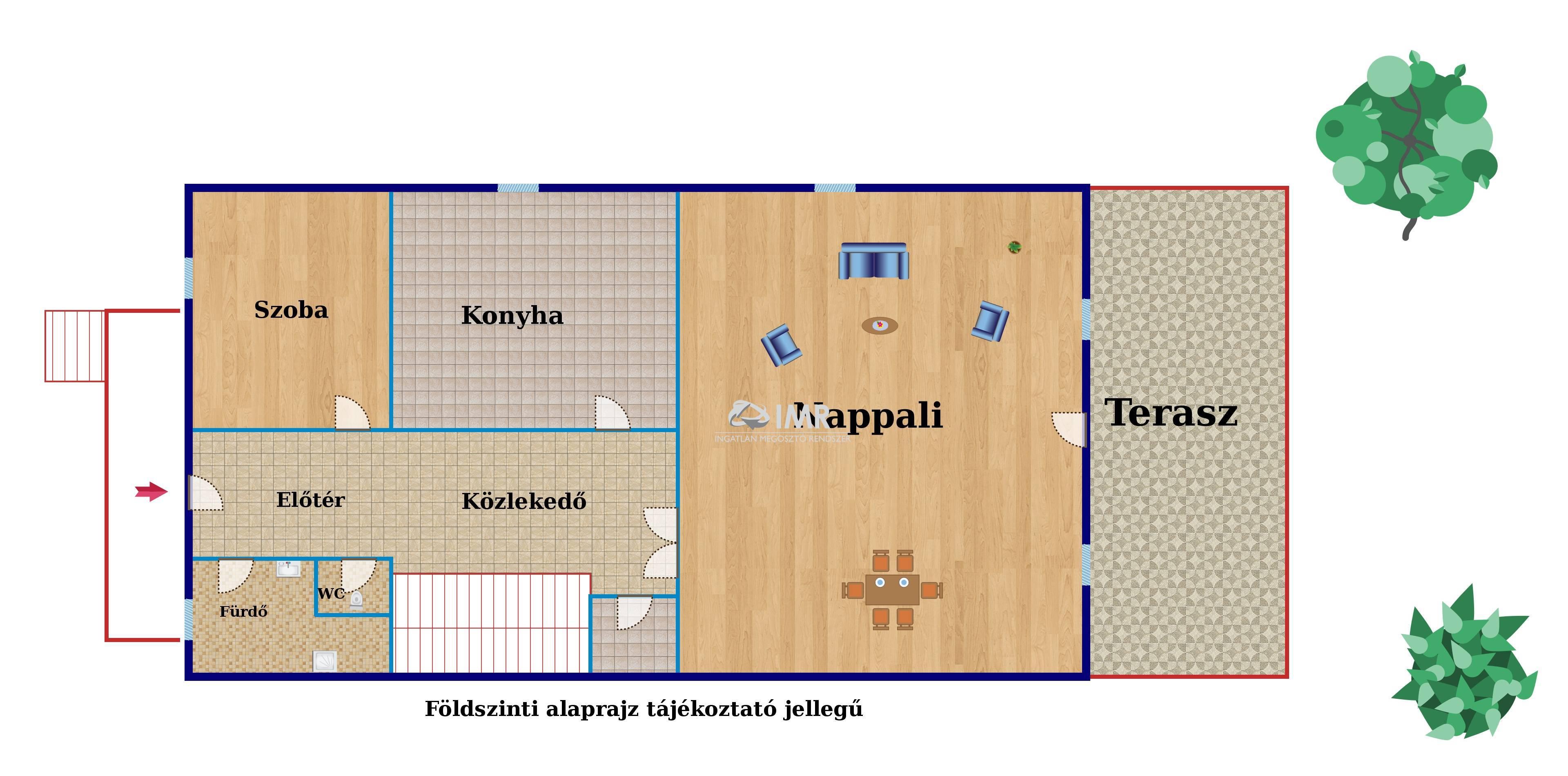 ikerház - Budapest, XVII. kerület