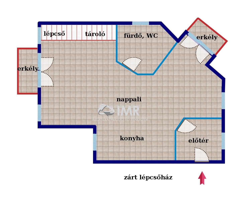 lakás - Budapest, X. kerület