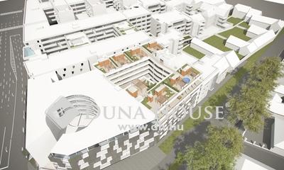 Belváros, Fórum mellett exkluzív, teraszos lakások