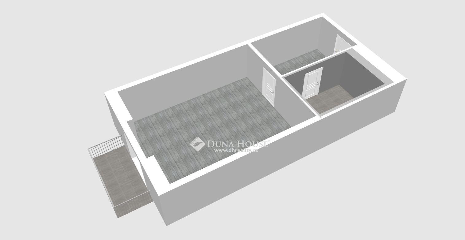 Prodej bytu, Mezi Vodami, Praha 4 Modřany