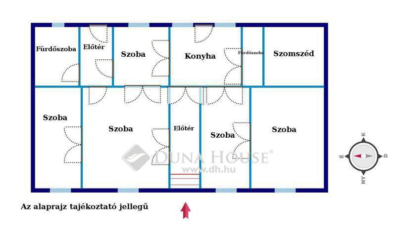 Eladó Ház, Csongrád megye, Csongrád, Andrássy Gyula utca