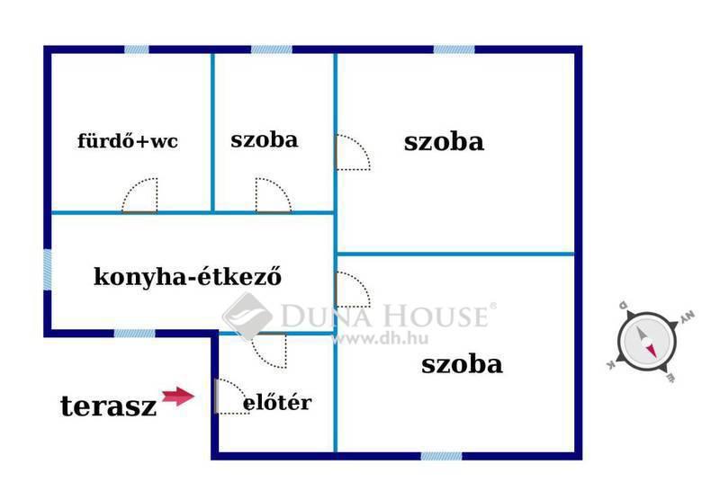 Eladó Ház, Baranya megye, Bodolyabér, Ady Endre utca